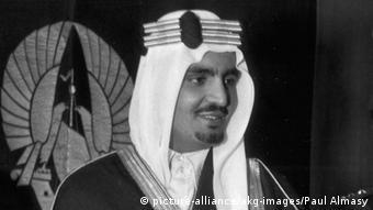 Prinz Faisal v. Saudi-Arabien Ausschnitt