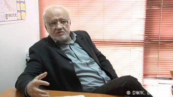 Mazedonien lija Aceski Soziologe