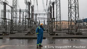 Electricity plant (Photo credit: FLORIAN PLAUCHEUR/AFP/Getty Images)