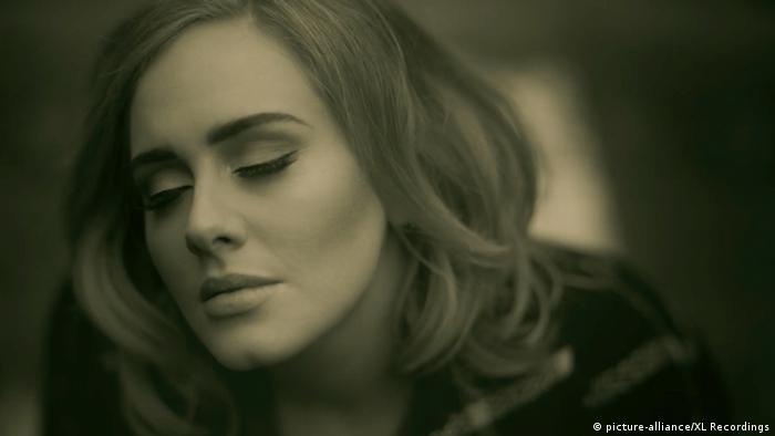 Britische Sängerin Adele (Foto: picture-alliance/XL Recordings)
