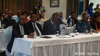 Wirtschaftskonferenz Maputo