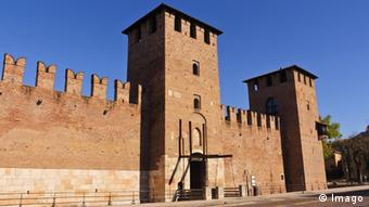 The Castelvecchio Museum in Verona