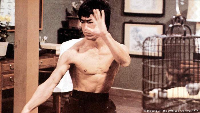 Schauspieler Bruce Lee
