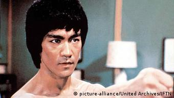Schauspieler Bruce Lee (picture-alliance/United Archives/IFTN)