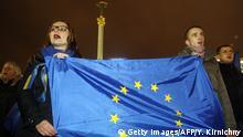 Ukraine - Protest auf dem Maidan