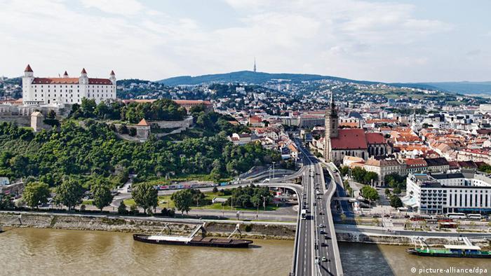 Столица Словакии Братислава