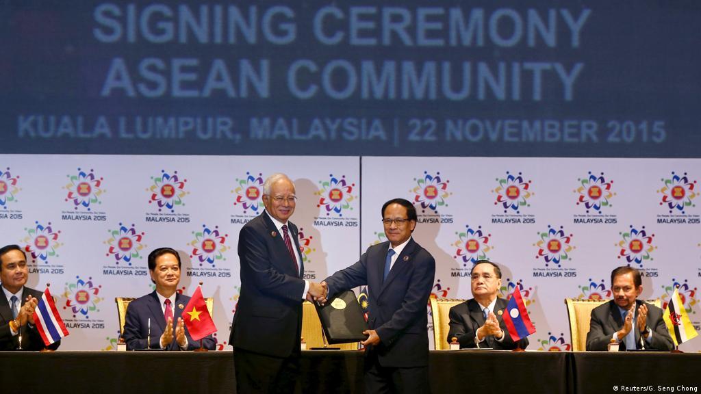 ASEAN se constituye en mercado común | El Mundo | DW | 22 11