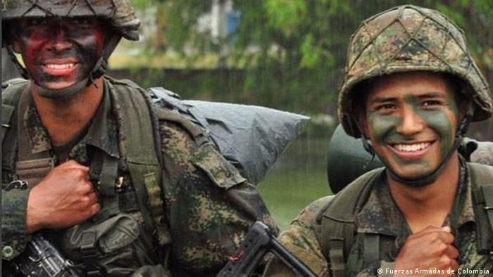 Unidad anti-guerrilla del Ejército de Colombia.