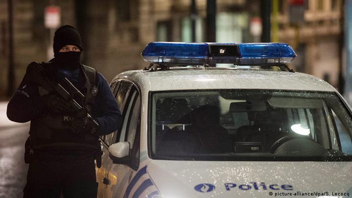 16 detenidos en enorme operación antiterrorista en Bélgica