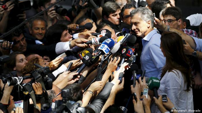 ARGENTINA / Mercosur: Macri pedir� suspender a Venezuela