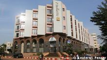 Mali Radisson Blu Hotel in Bamako