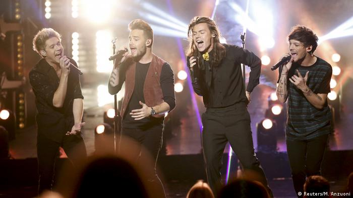 American Music Awards 2015 One Direction