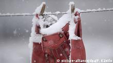 BdT Schnee im Allgäu