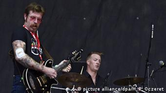 Eagles of Death Metal Jesse Hughes