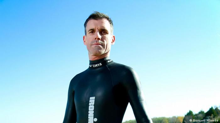 Benoît Lecomte will swim from Japan to the USA.