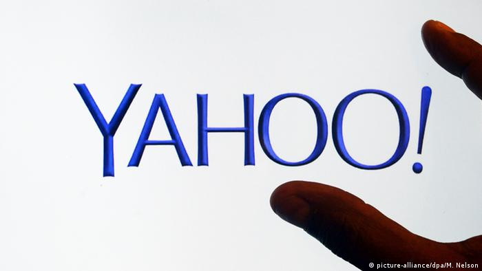 Logo Yahoo! (picture-alliance/dpa/M. Nelson)