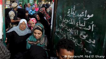Ägypten Parlamentswahlen 2015