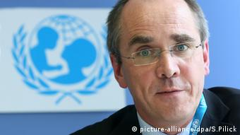 Christian Schneider Unicef Germany