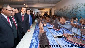 Malaysia, Li Keqiang zu Besuch