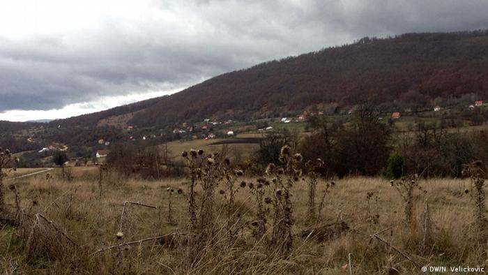 Bosnien-Herzegowina, der Berg Romanija bei Sarajevo