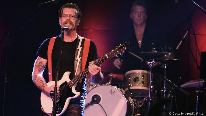 USA, die Band Eagles of Death Metal