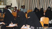 Jemen, Studierende in Aden