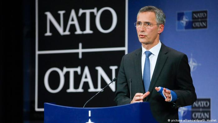 Brüssel Jens Stoltenberg NATO Generalsekretär