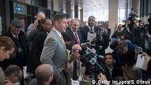 USA Chicago Anwalt von Polizist Jason Van Dyke Prozess um Laquan McDonald