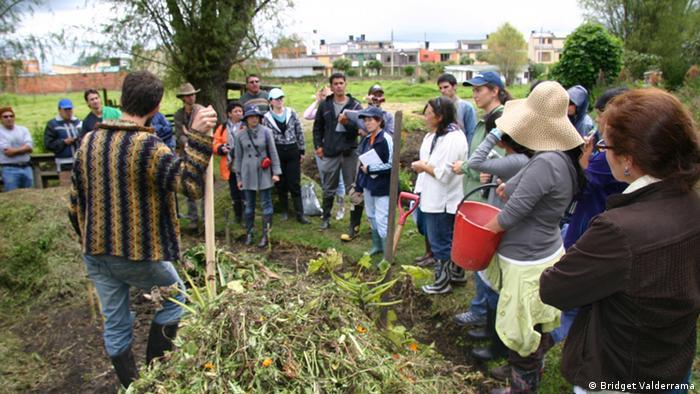 biodynamische Landwirtschaft Kolumbien