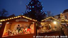 Kunsthandwerk auf dem Potsdamer Weihnachtsmarkt