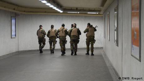 ВБрюсселе снизили уровень террористической угрозы