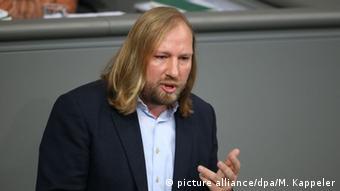 Bundestag Haushaltsdebatte Anton Hofreiter