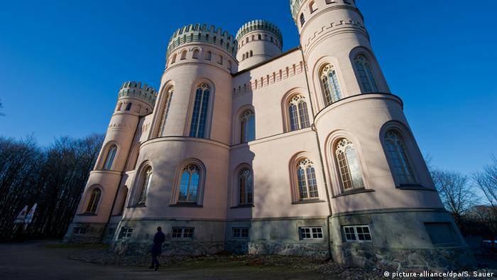 Deutschland BdT Jagdschloss Granitz