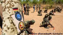 Bundeswehr in Mali EU-Ausbildungsmission