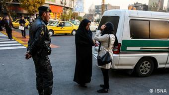 Iran Sittenpolizei Kleidervorschriften bei Frauen