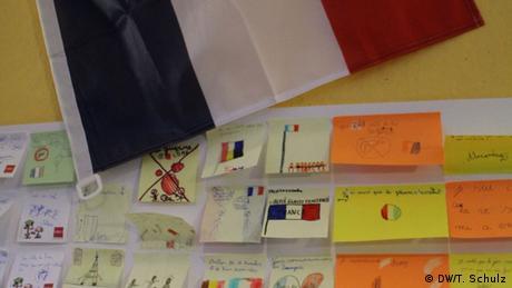 Belgien Wiederöffnung der Schulen in Brüssel (DW/T. Schulz)