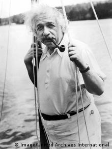 Einstein in 1935
