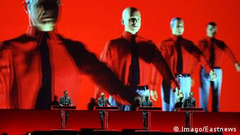 Kraftwerk in concert at the Malta Festival, 2013. Copyright: imago/Eastnews