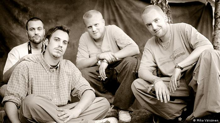 DCS Rap Gruppe