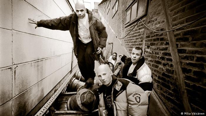 Bochumer Rap-Gruppe RAG