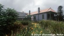 Insel St. Helena im Südatlantik Jamestown Longwood House