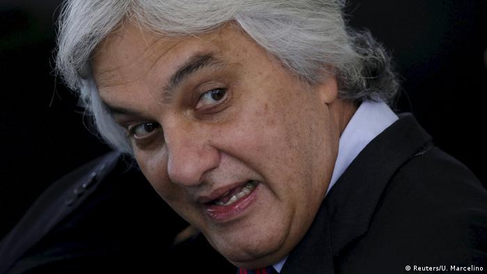 Brasilien Senator Delcidio Amaral Verhaftung Korruption (Reuters/U. Marcelino)