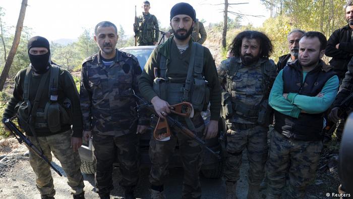 Вооруженные отряды сирийских туркмен