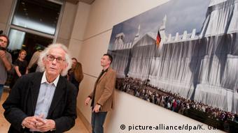 برلن میں وفاقی پارلیمان کی عمارت میں ایک انوکھی نمائش