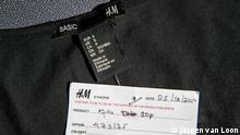 Äthiopien Textilindustrie Fabrik H&M Produktion