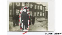 Bilder von Andrii Dostliev (Ukraine), die er der DW zugeliefert hat. Die Bilder sind seine Kollage zum Thema Donezk. Bild: Andrii Dostliev
