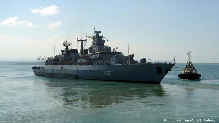 Afrika Marine in Dschibuti