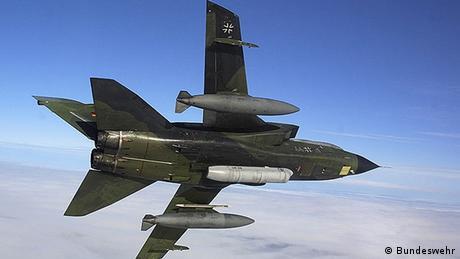 Deutschland Tornado Aufklärungsflugzeug