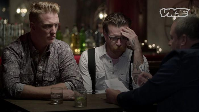 Die Eagles Of Death Metal im Interview