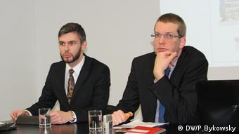 Феликс Хетт (справа). Фото из архива